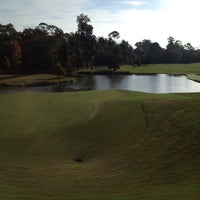 Photo taken at Whispering Pines Golf Club by Nick Z. on 10/29/2013