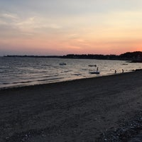 Photo taken at Bayley Beach Park by Richard B. on 8/29/2015