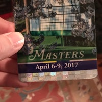 Photo taken at Augusta Country Club by James W. on 4/6/2017