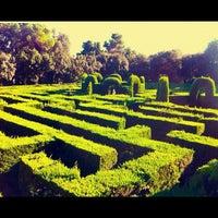 Photo prise au Parc del Laberint d'Horta par Paulina P. le10/15/2012