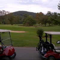 Photo taken at Apple Mountain Golf by Eric S. on 9/26/2012