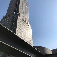 Photo taken at Cerulean Tower by Tomoko U. on 1/29/2018