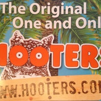 Photo taken at Hooters by Rodney C. on 7/10/2013