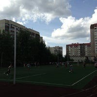 Photo taken at Okkervil Arena by Павел К. on 8/17/2013