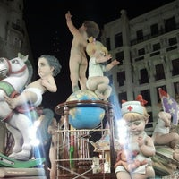 Photo taken at Falla Almirall Cadarso by Carlos d. on 3/13/2013