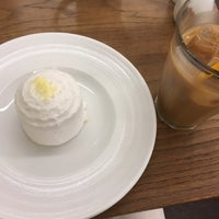 Photo taken at patisserie Mont Plus by mint M. on 8/5/2018