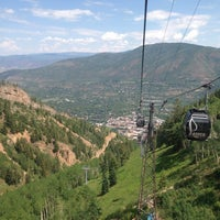 Photo taken at Silver Queen Gondola by Ziska C. on 7/7/2013