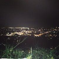 Photo taken at Lehigh University Lookout by Liz B. on 12/31/2012
