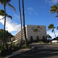 Photo taken at Turtle Bay Resort by Lumar G. on 2/15/2013