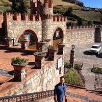 Photo taken at Hotel Castillo San Ignacio by Lumar G. on 1/11/2014