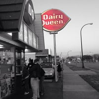 Photo taken at Dairy Queen by Teaspout on 4/9/2013
