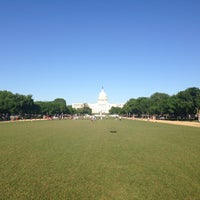 Photo taken at National Mall by Sam D. on 5/2/2013