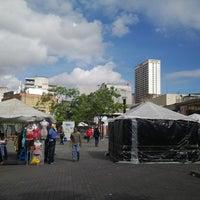 Photo taken at Plaza Luis Brión by Rodolfo M. on 6/18/2013