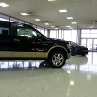 Photo taken at Rasmussen's Ford by Nathen M. on 3/16/2013