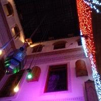 Photo taken at Riad Verus by Darren D. on 12/24/2014