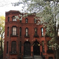 Photo taken at Cobble Hill Historic District by Peter K. on 4/29/2015