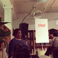 Photo taken at Asian American Writers Workshop by Peter K. on 9/22/2014