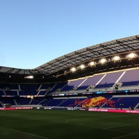 Photo taken at Red Bull Arena by Peter K. on 4/17/2013