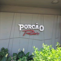 Photo taken at Porcão Rio's by Fernando H. on 12/31/2012