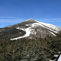 Photo taken at Whiteface Mountain by Nat T. on 1/26/2013