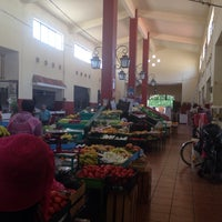Photo taken at Mercado 27 de Septiembre by Pato M. on 4/25/2014