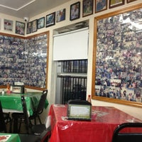 Photo taken at West Tampa Sandwich Shop by Portia D. on 12/22/2012