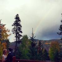 Photo taken at BlueSky Breckenridge by Angela S. on 9/21/2014
