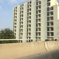 Photo taken at Si Rat Expressway Sector C by jiraporn p. on 3/15/2015