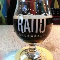 Foto scattata a Ratio Beerworks da Susan J. il 2/14/2015