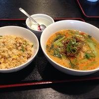 Photo taken at チャイニーズ食堂 菜々 by Masaaki O. on 6/30/2014