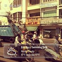 Photo taken at Bảo Ngọc Swimming Shop by Nguyễn M. on 3/28/2013