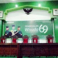 Photo taken at Universitas Islam Sultan Agung (Unissula) by Tata N. on 4/14/2015