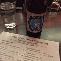 Photo taken at Harry's Char Broil & Dining Lounge by Scott on 10/9/2016