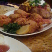 Photo taken at Deanie's Seafood by Perry J. on 12/4/2012