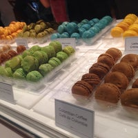 Photo taken at Le Macaron French Pastries by Rosanna L. on 3/22/2014