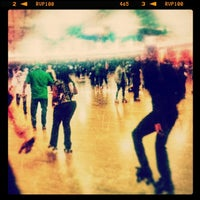 Photo taken at Rivergate Skate Center by MissKai on 1/13/2014