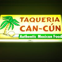 Photo taken at Taqueria Cancun by Gary B. on 1/20/2013