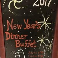 Photo taken at Citron - JW Marriott by Kat Z. on 1/1/2017