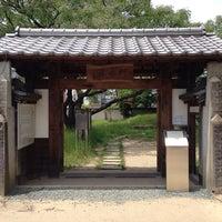 Photo taken at 崇福寺 黒田家墓所 by Atsushi N. on 5/10/2014
