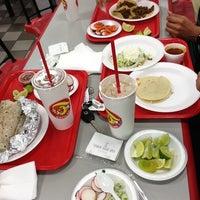 Photo taken at Tacos El Gavilan by Wendy D. on 12/17/2012