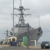 Photo taken at Naval Station San Diego by Wendy D. on 3/27/2013