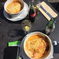 Photo taken at Restaurant Café Français by Kary D. on 4/3/2017