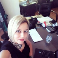Photo taken at CAN Hukuk&Danismanlik Ofisi by Meriç K. on 10/20/2016
