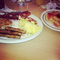 Photo taken at IHOP by Javier E. on 1/11/2014
