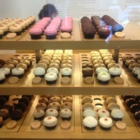 Photo taken at Sprinkles Cupcakes by Queen Tetia on 2/21/2013