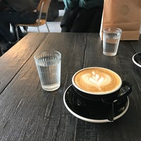 Photo taken at Beans & Dots by Irina H. on 2/11/2017
