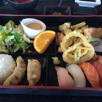 Photo taken at Sushi Ren (Ren Japanese Cuisine) by はまーにゃ C. on 5/21/2015