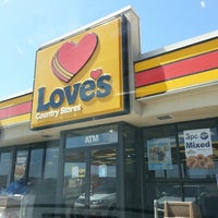 Photo taken at Love's Travel Stop by Amber on 4/28/2013