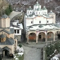 Photo taken at Манастир Свети Јоаким Осоговски / Joachim of Osogovo Monastery by Никола М. on 12/11/2016