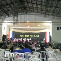 Photo taken at Polideportivo CEP by José N. on 6/10/2016